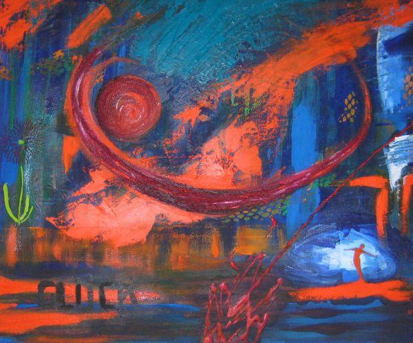 Mischen Sie sich die Farben Ihres Lebens neu : Kunsttherapie ...